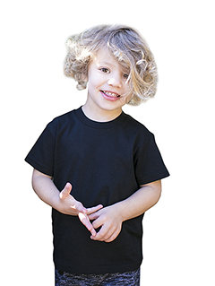 US Blanks US2001K - Toddler Organic Cotton Crewneck ...
