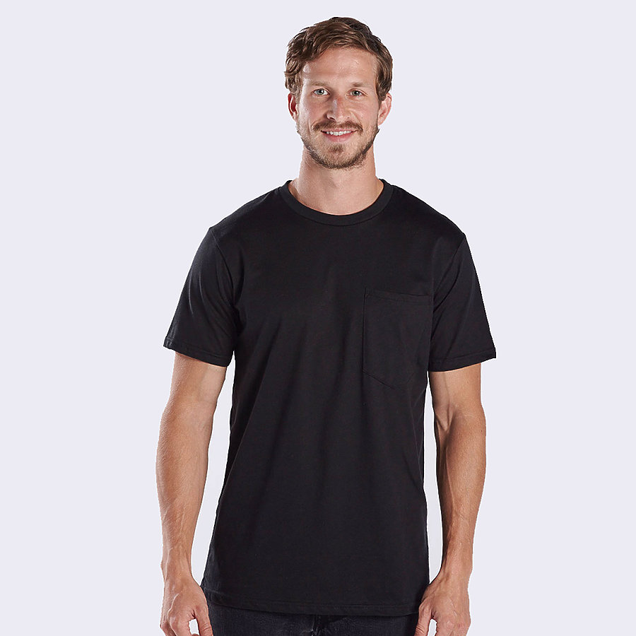 US Blanks US2017 - Men's Pocket Tee
