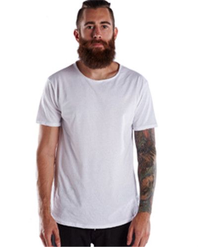 US Blanks US2488 - Men's Short-Sleeve Recycled Crew