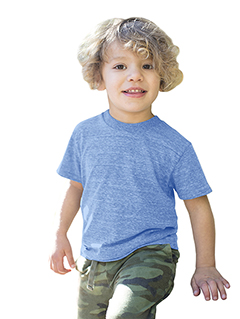 US Blanks US2500K - Toddler Tri-Blend Crewneck T-Shirt