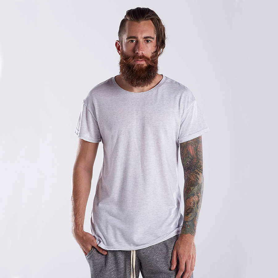 US Blanks US3400 - Men's Skater Tee