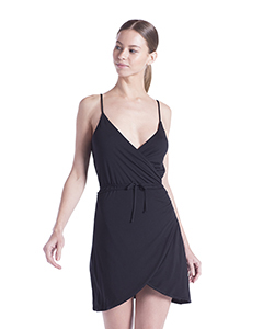 US Blanks US582 - Ladies' Modal Wrap Dress