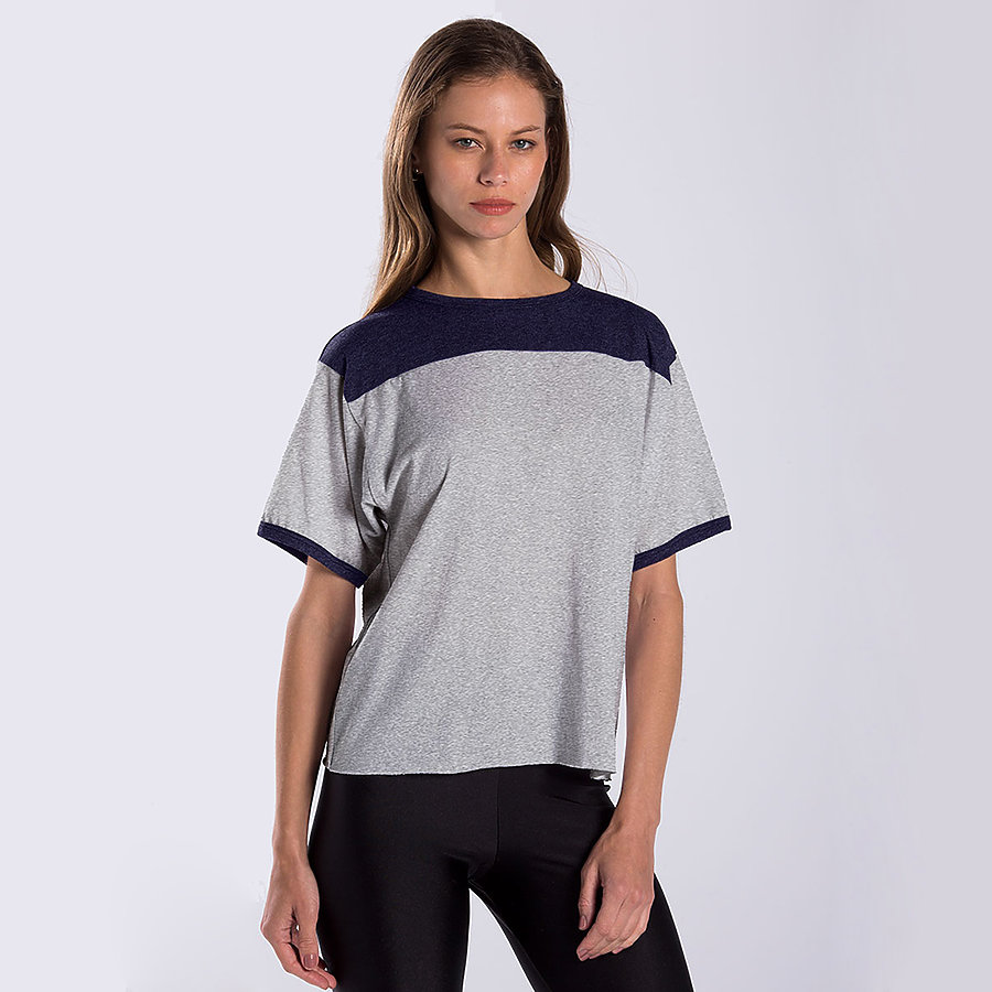 US Blanks US608 - Women's Boxy Yolk Recycled Tee