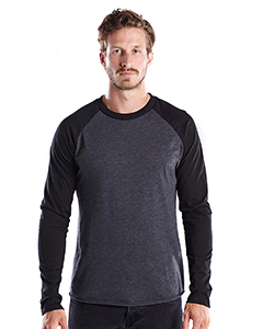 US Blanks US6600 - Men's 4.3 oz. Long-Sleeve Triblend ...