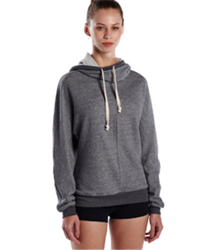 US Blanks US897 - Unisex French Terry Snorkel Pullover Sweatshirt