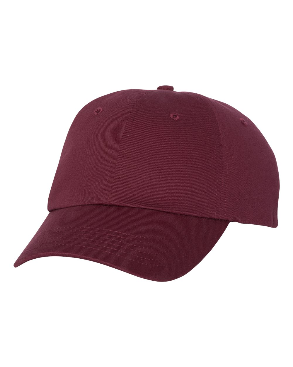 Valucap VC650 - Chino Unstructured Cap