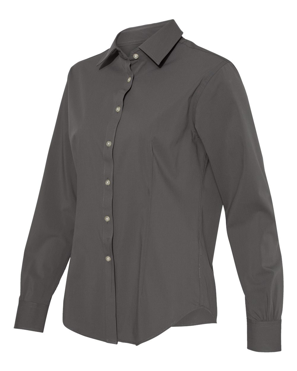 Van Heusen 13V0462 - Women's Flex 3 Shirt With Four-...