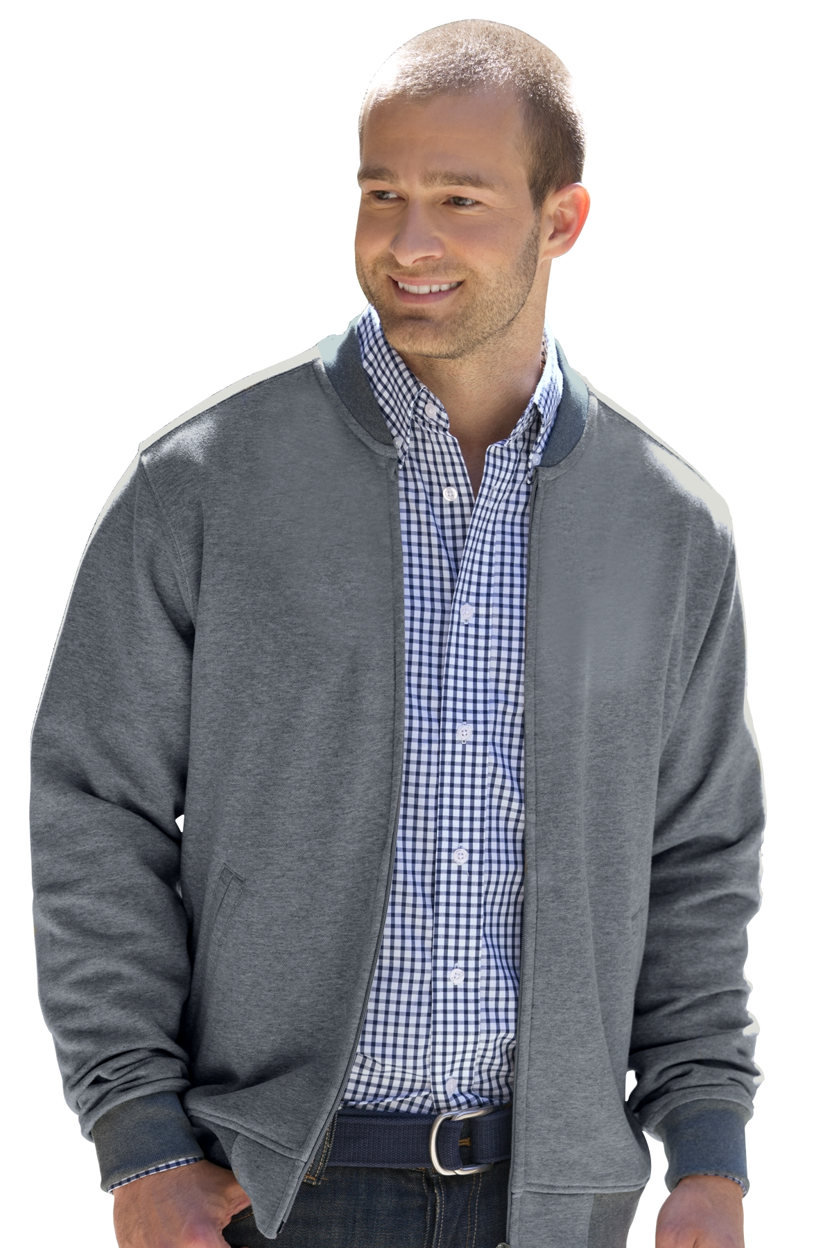 Vantage 3297 - Men's Game Day Varsity Jacket
