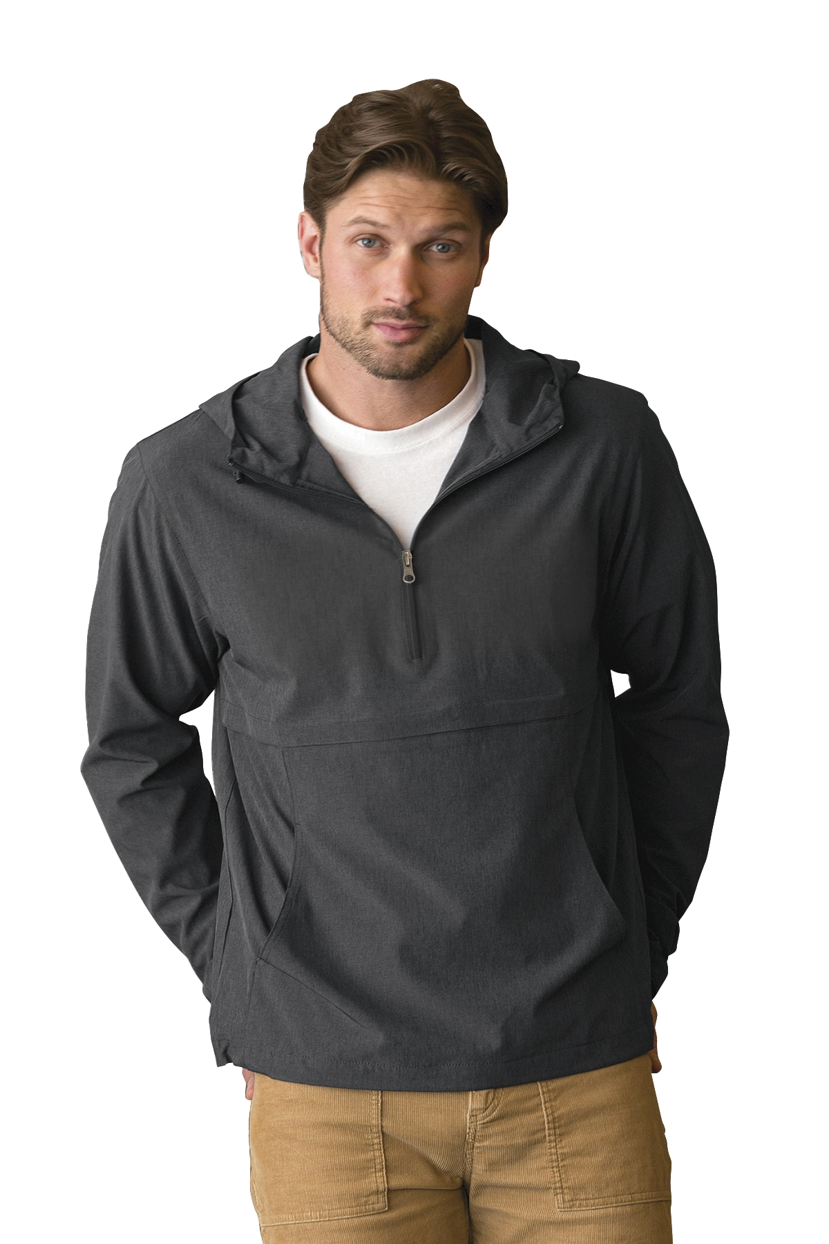 Vantage 6105 - Men's Pullover Stretch Anorak