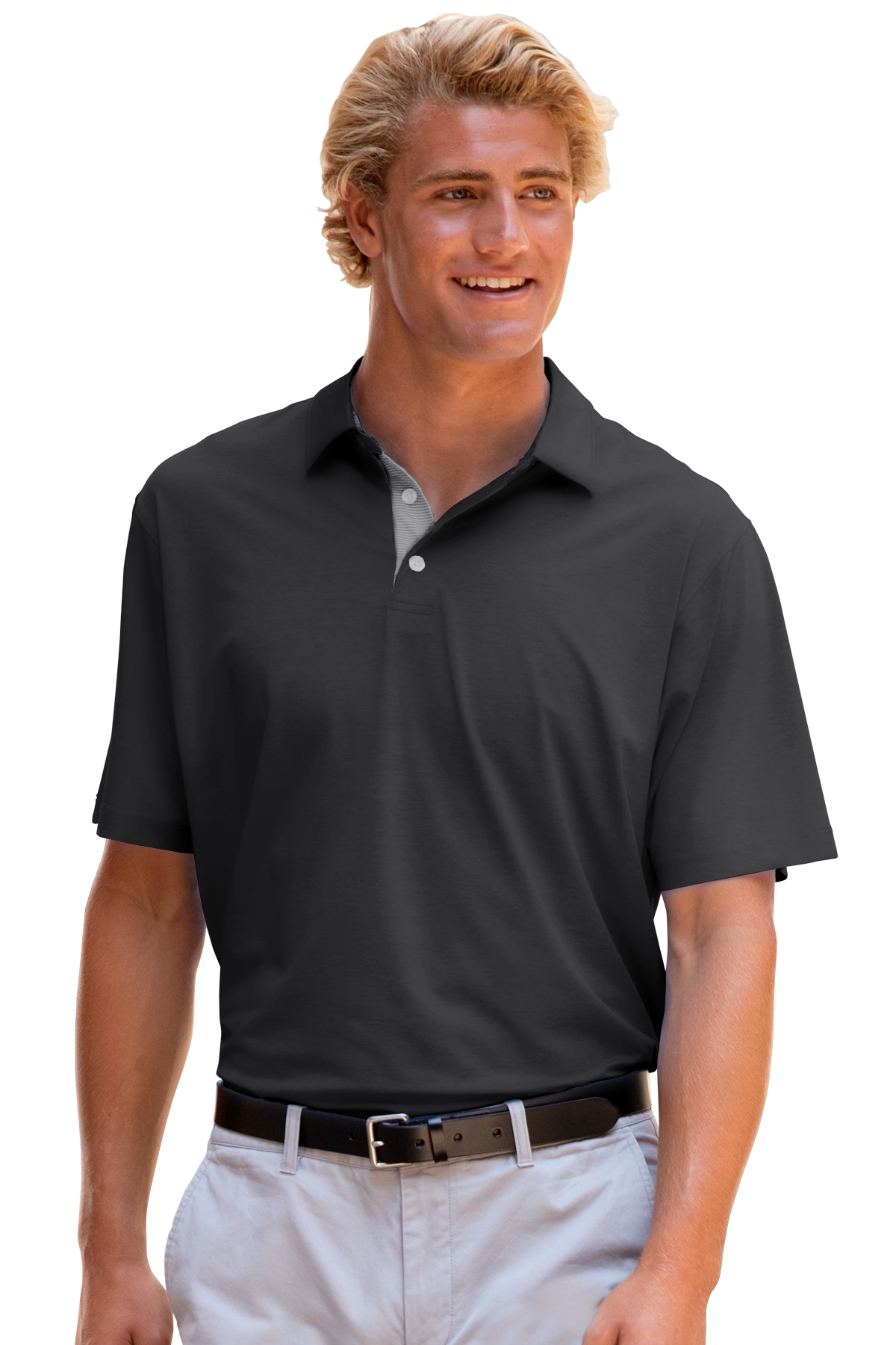 Vantage 2460 - Men's Vansport™ Pro Signature Polo
