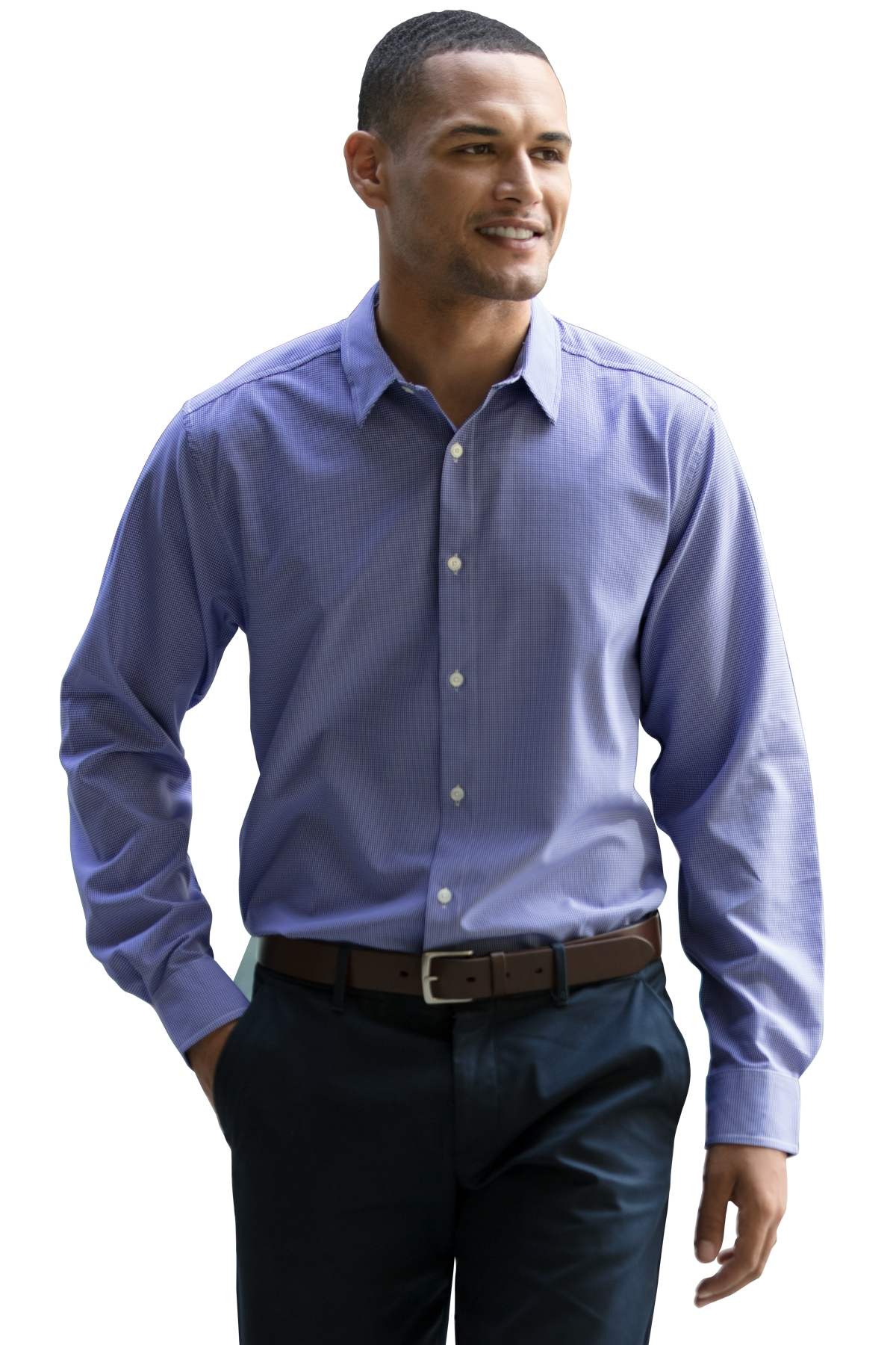 Vantage 1250 - Men's Vansport™ Sandhill Dress Shirt