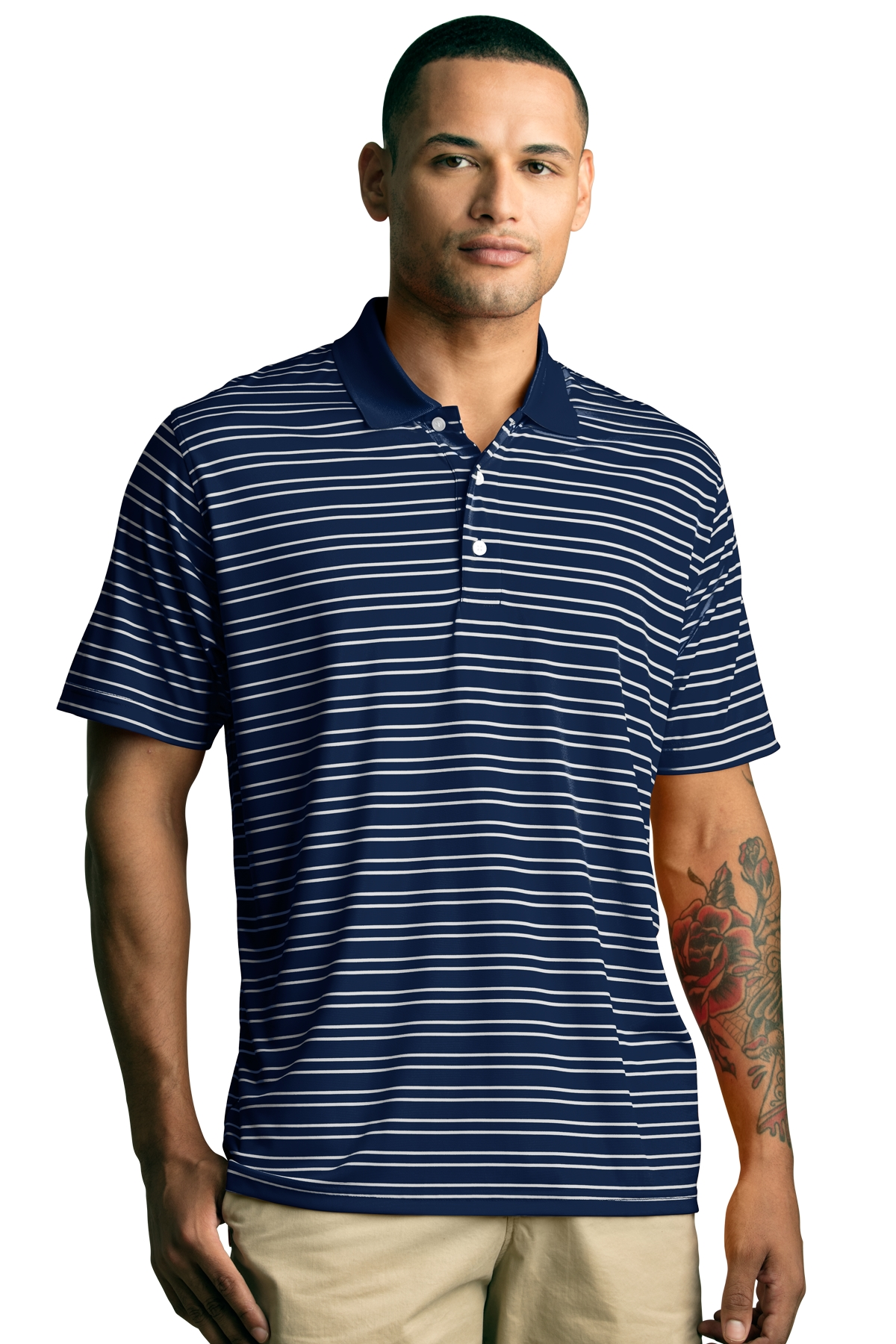 Vantage 2940 - Vansport™ Tour Stripe Polo