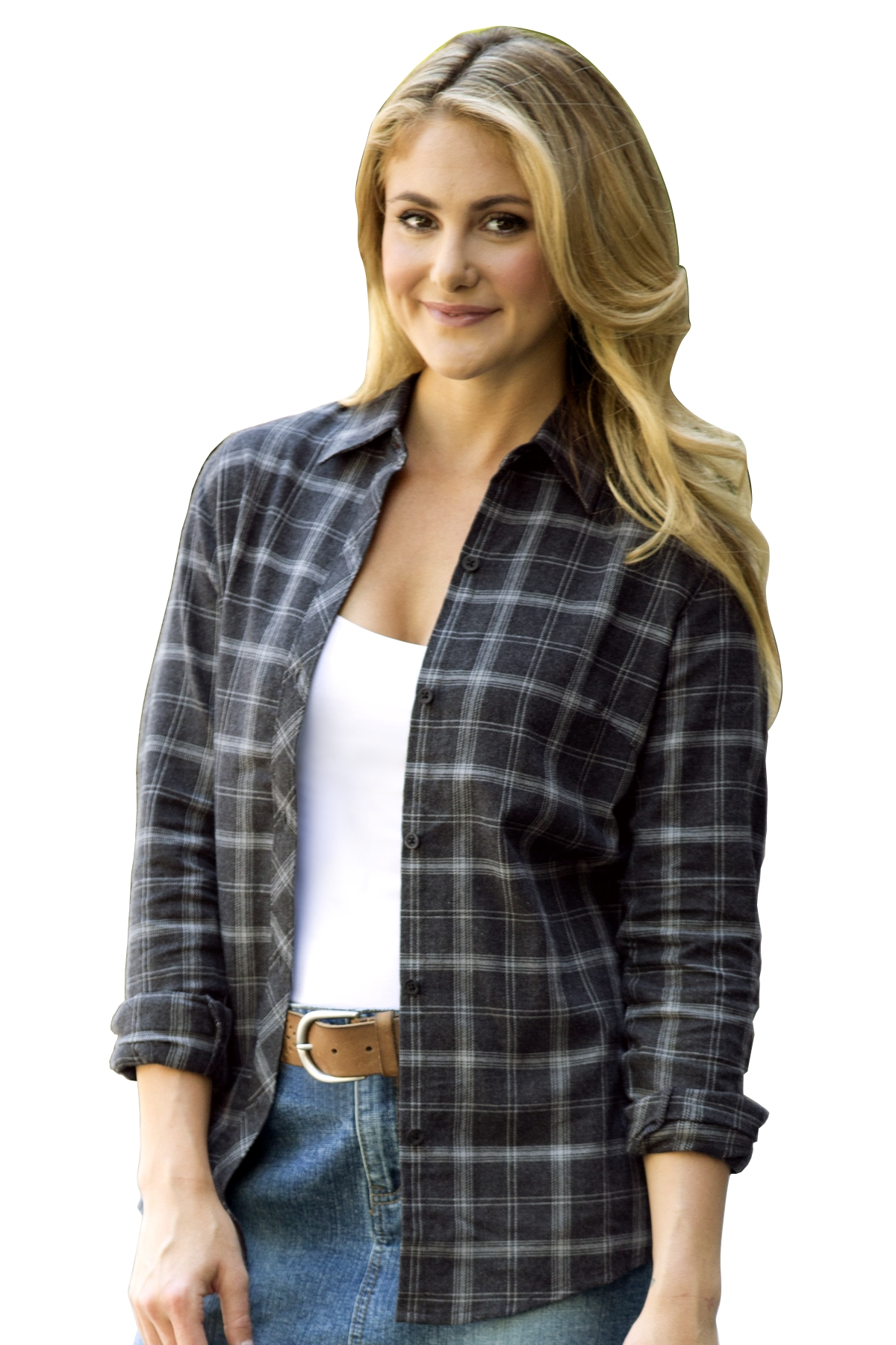Vantage 1974 - Women's Brewer Flannel Shirt