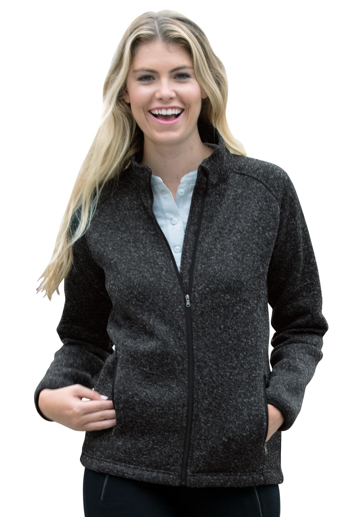 Vantage 3306 - Women's Summit Sweater-Fleece Jacket