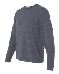 Weatherproof 151388 - Vintage Denim V Neck Cotton Sweater