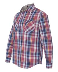 Weatherproof 154645 - Vintage Plaid Long Sleeve Shirt