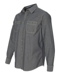 Weatherproof 154885 - Vintage Chambray Long Sleeve Shirt