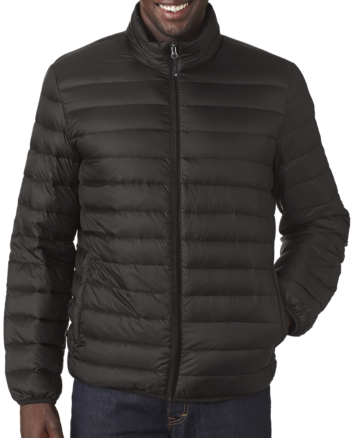 Weatherproof 15600 - Men's Packable Down Jacket