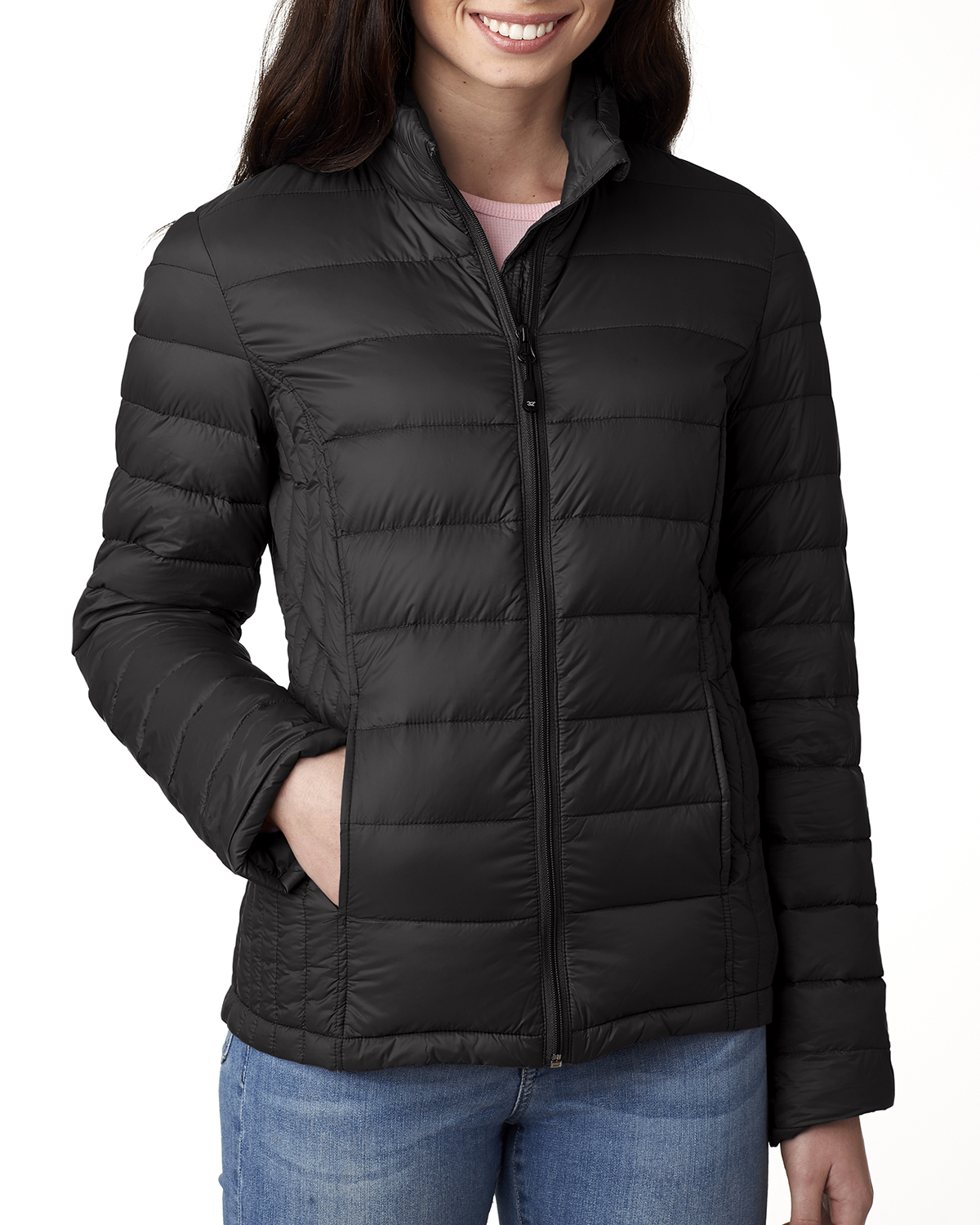 Weatherproof 15600W - Ladies' Packable Down Jacket