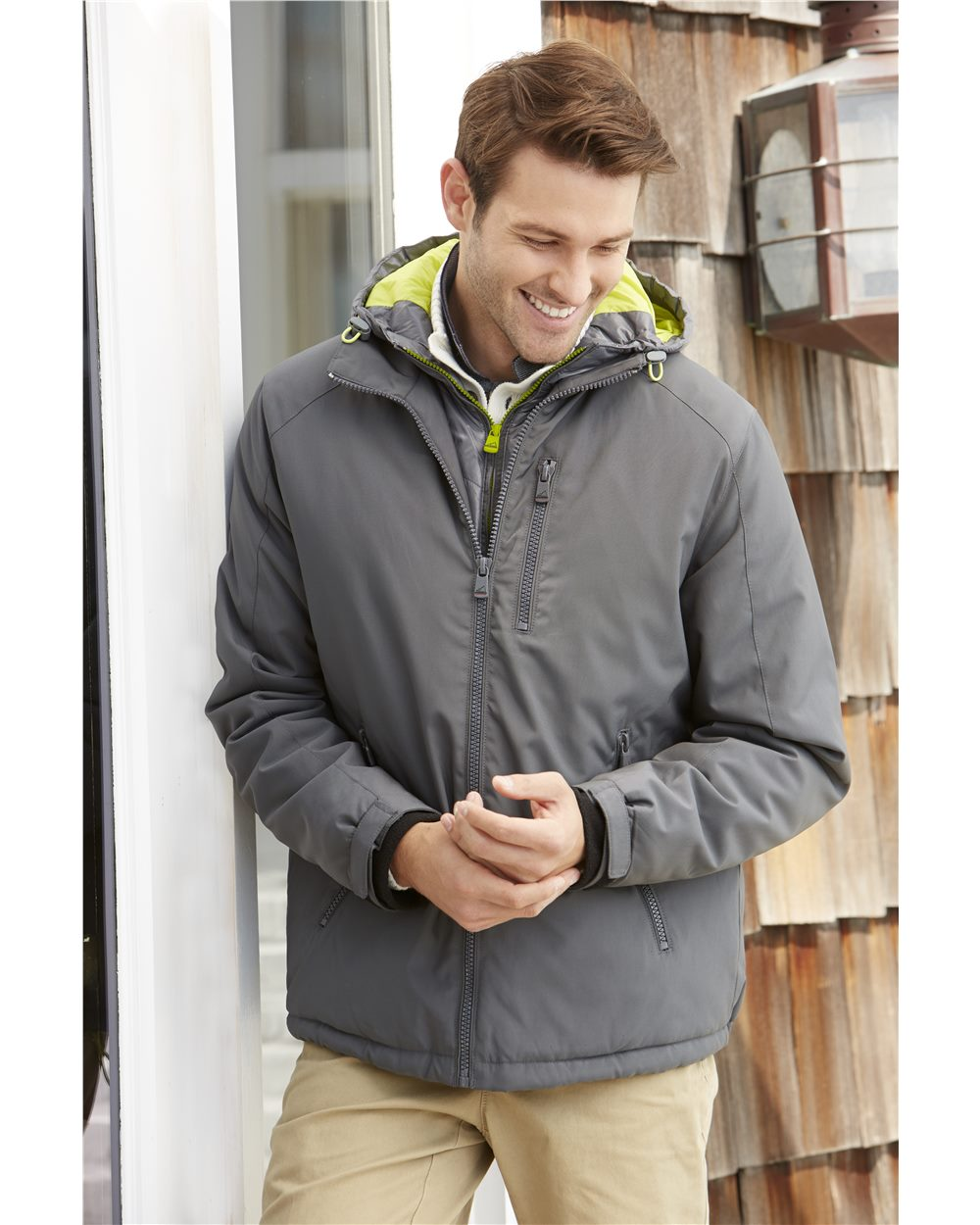Weatherproof 17603 - 32 Degrees VRY WRM Turbo Jacket