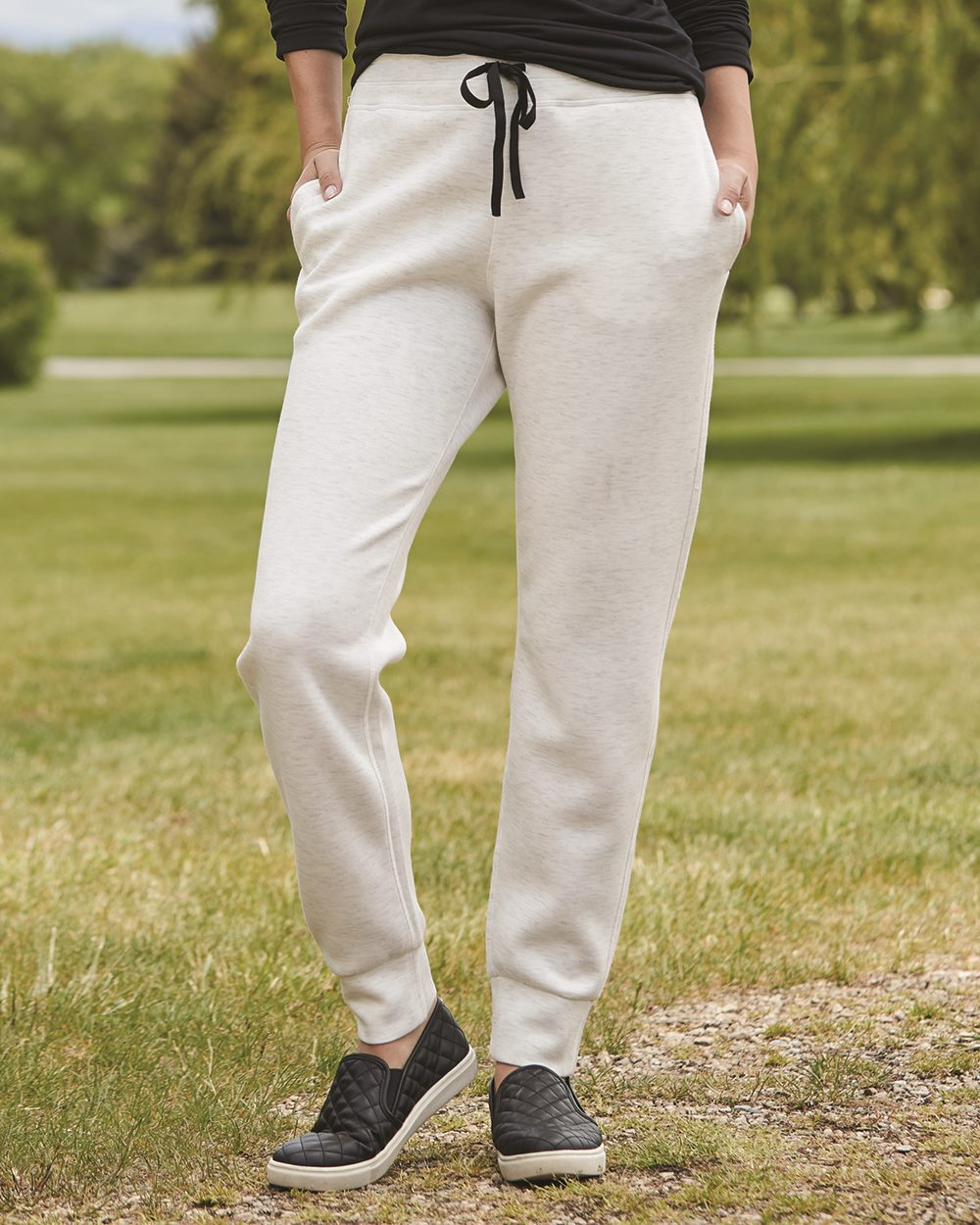Weatherproof W18707 - Heat Last Women's Cozy Fleece Jogger
