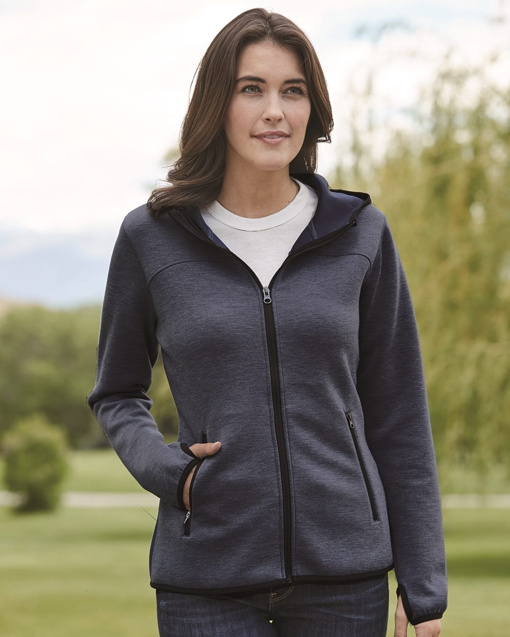 Weatherproof W18700 - Heat Last Women's Fleece Tech ...