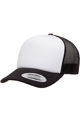 Yupoong 6320 - Foam Trucker Cap with Curved Visor