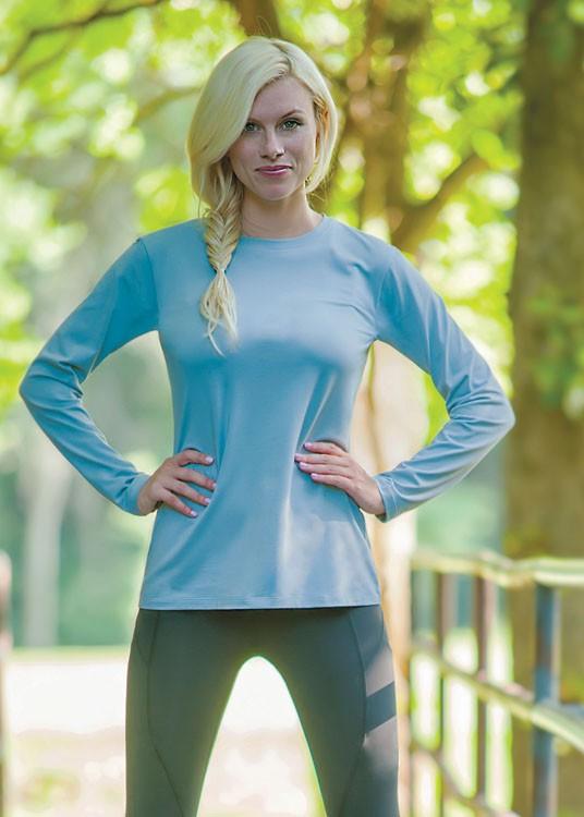 Zorrel Z6017 - Women's Highgate Dri-Balance Long Sleeve Tee