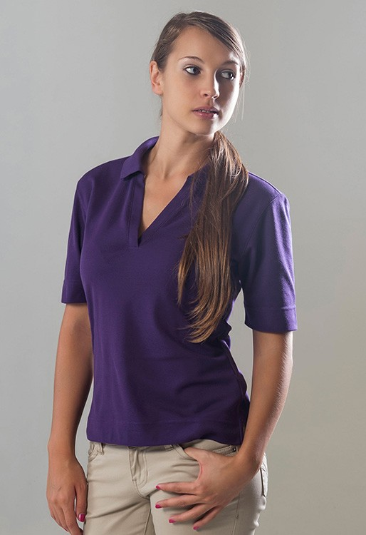 Zorrel Z6224 - Women's Technicore Classic Endurance Pique Polo