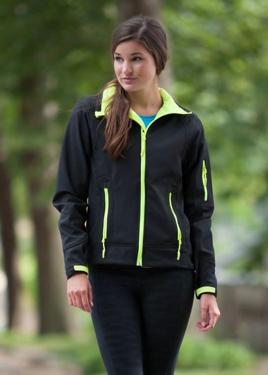 Zorrel Z6241 - Women's Mojave II 3-Layer Soft Shell Jacket