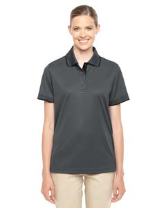 Ash City - Core 365 78222 - Ladies' Motive Performance Pique Polo with Tipped Collar