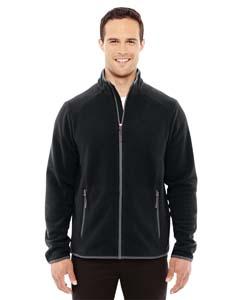 Ash City - North End Sport Red 88811 - Men's Vector Interactive Polartec Fleece Jacket