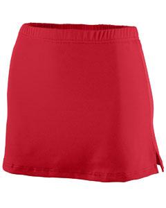 Augusta Sportswear 752 - Girls'  Polyester/Spandex Team Skort
