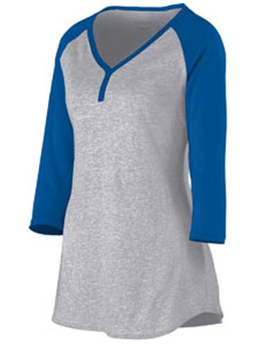 Augusta Sportswear AG1263 - Ladies' Rave Henley