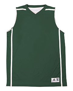Badger Sport B8552 - Adult Reversible V-Neck B-Line Tank