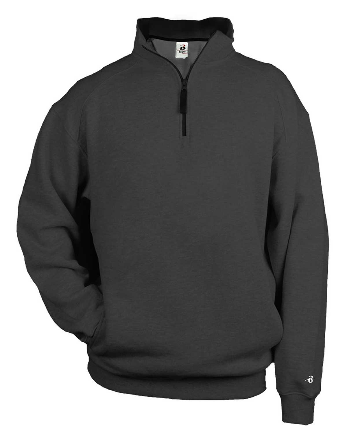 Badger Sport BD1286 - Quarter Zip Fleece Pullover