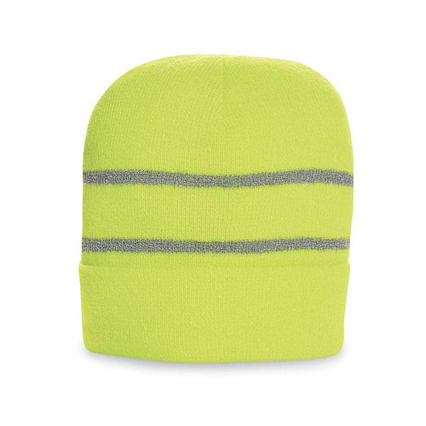 Cobra SAF-B - Knit Beanie Neon Safety/Reflective