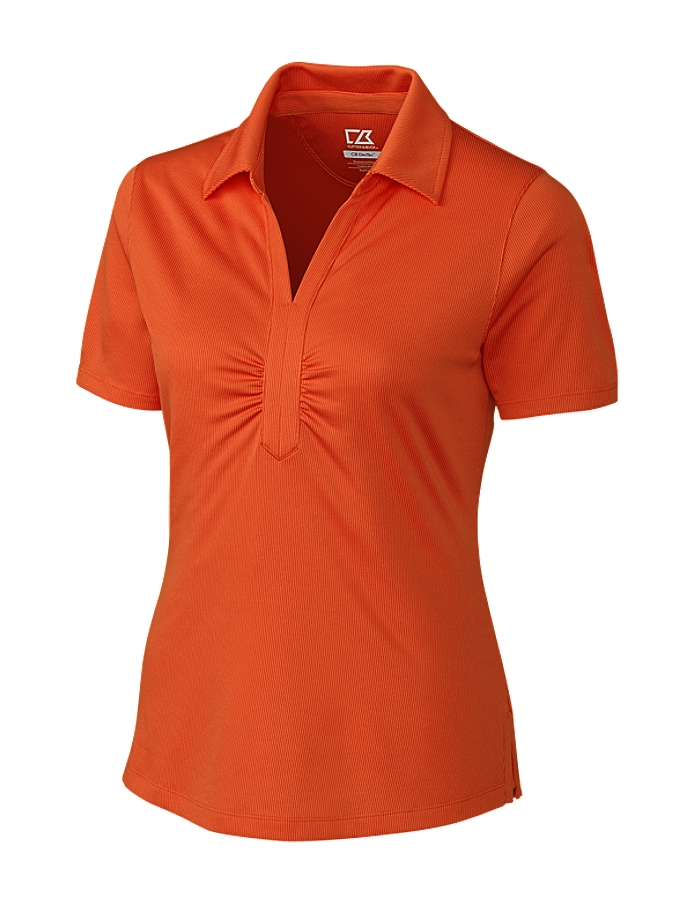 CUTTER & BUCK LCK02566 - Ladies' CB DryTec Glendale Polo