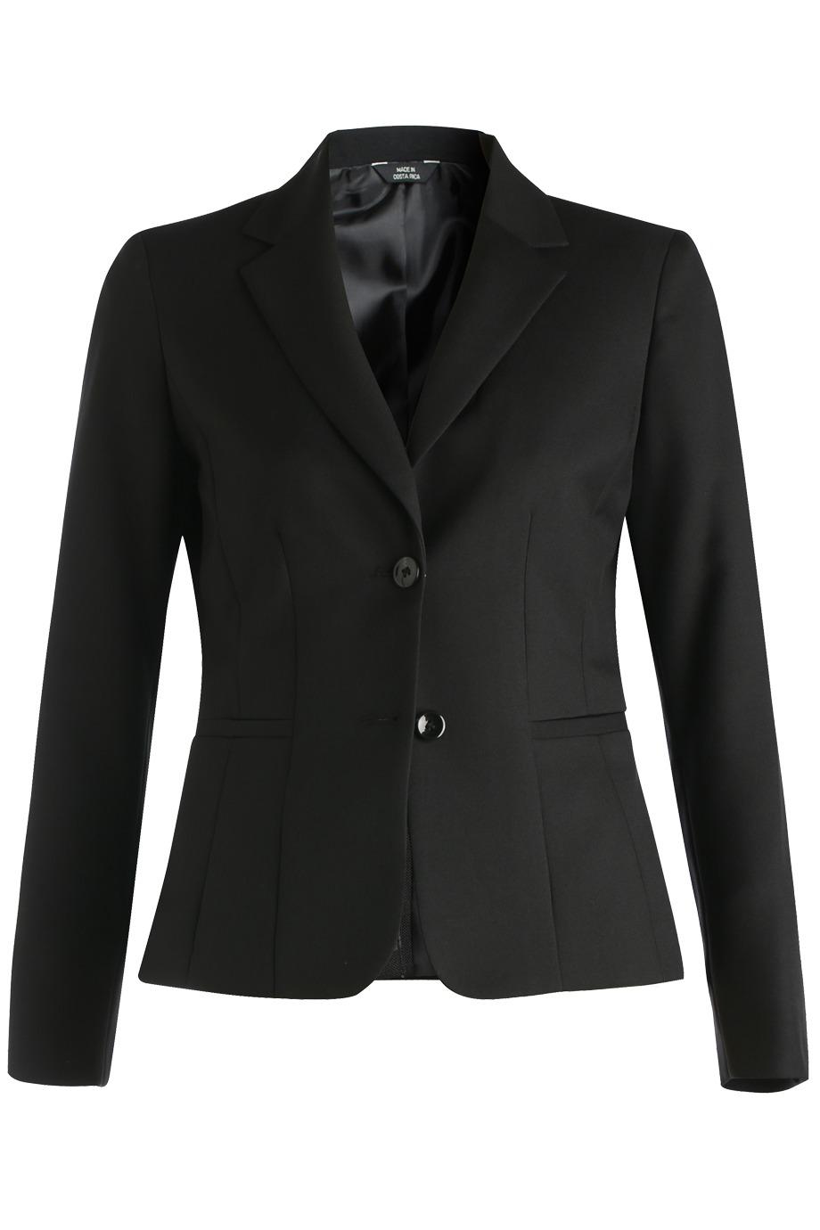 Edwards Garment 6525 - Synergy Washable Suit Coat