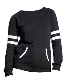 Enza 37079 - Ladies Varsity Fleece Crew