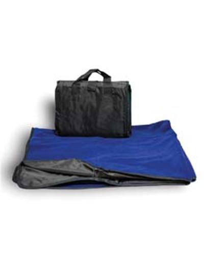 Liberty Bags LB8701 - Fleece/Nylon Picnic Blanket