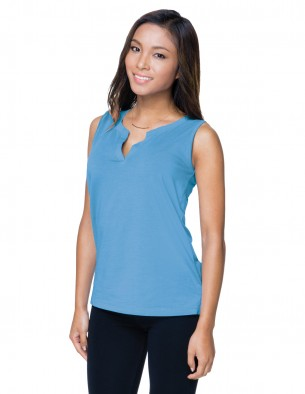 Lilac Bloom LB113 - Women's sleeveless knit shirt