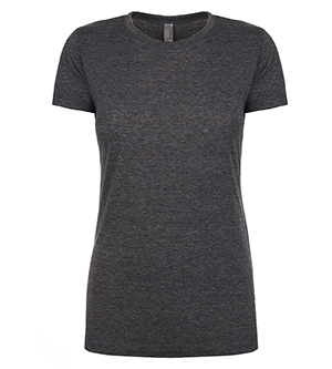 NEXT LEVEL NL6000L - LADIES' POLY COTTON TEE