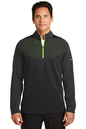 Nike Golf 779803 - Therma-FIT Hypervis Half Zip Cover-Up