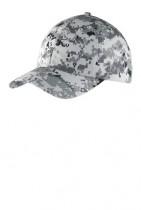 Port Authority® C925 - Digital Ripstop Camouflage Cap