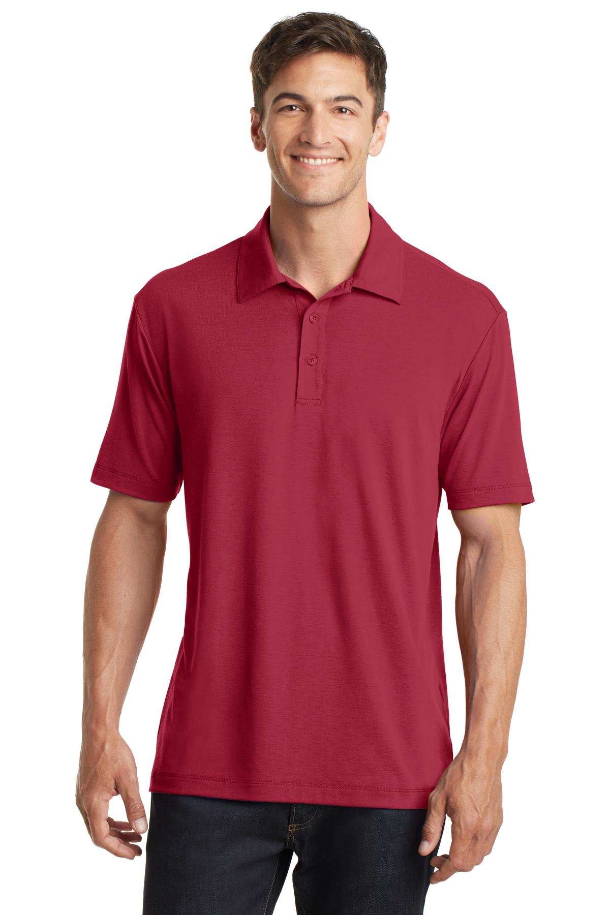 Port Authority® K568 - Cotton Touch Performance Polo