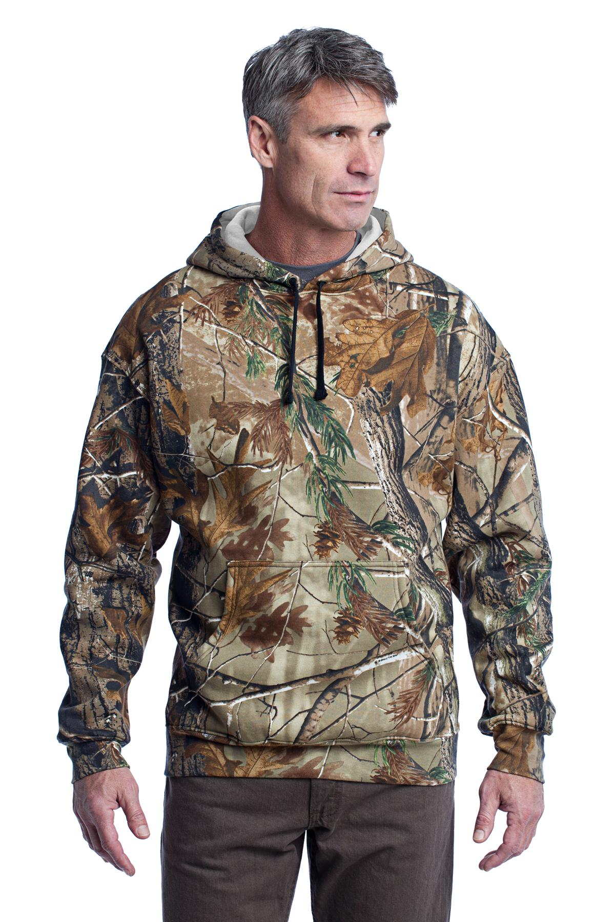 Russell Outdoors  Realtree  S459R - Pullover Hooded Sweatshirt
