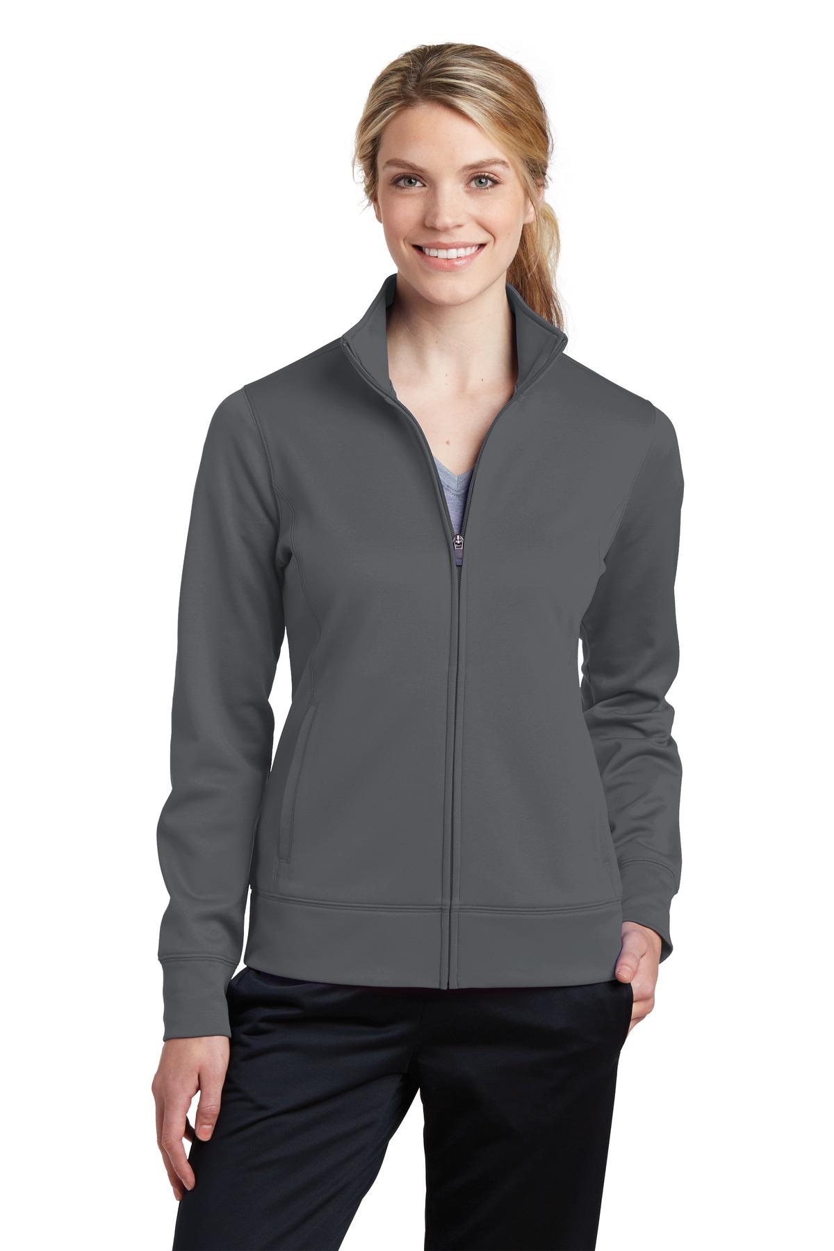 Sport-Tek  Ladies Sport-Wick  LST241 - Fleece Full-Zip Jacket