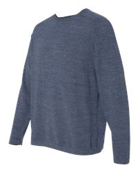 Weatherproof 151399 - Vintage Denim Crewneck Cotton Sweater