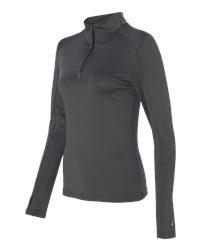 Badger 4286 - Women's Quarter Zip Lightweight Pullover